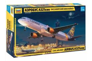 Model Kit letadlo 7040 - Airbus A321 CEO (1:144)