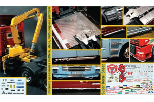 Truck Accessoires Set II (1:24) - 3854
