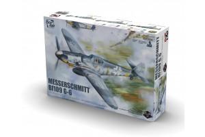 Messerschmitt Bf109 G-6 (1:35) - F001