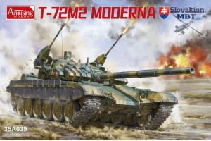 "T-72M2 ""Moderna"" Slovak MBT - 35A039"