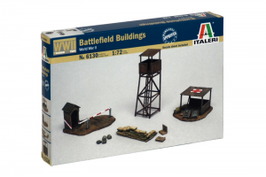 BATTLEFIELD BUILDINGS (1:72) - 6130