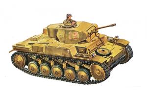 Pz.Kpfw. II Ausf. F (1:72) - 7059