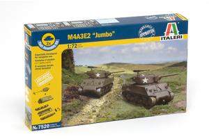 """M4A3E2 """"JUMBO"""" (1:72) - 7520"""