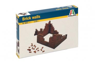 BRICK WALLS (1:35) - 0405