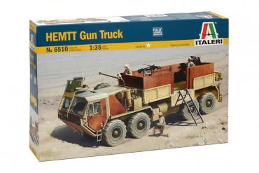 HEMTT Gun Truck (1:35) - 6510