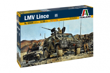 LMV LINCE (1:35) - 6504