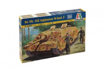 Jagdpanzer IV Ausf.F L/48 late (1:35) - 6488