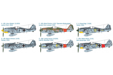 FW 190 A-5 (1:48) - 2751