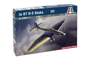 JU 87 D-5 STUKA (1:48) - 2709