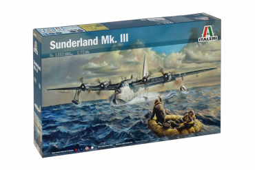 SUNDERLAND Mk.III (1:72) - 1352