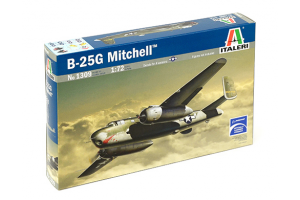 B-25G MITCHELL (1:72) - 1309