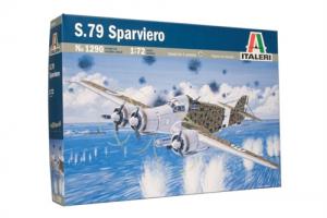 S.79 Sparviero (1:72) - 1290