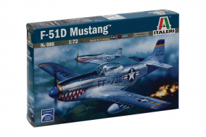 P-51D MUSTANG (1:72) - 0086