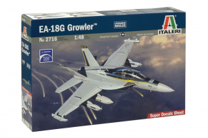 EA-18G GROWLER (1:48) - 2716