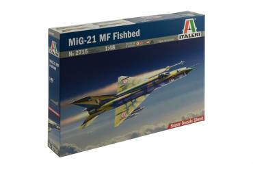 MIG-21 MF FISHBED (1:48) - 2715
