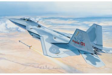 F-22 RAPTOR (1:48) - 0850