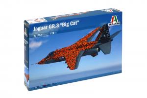 """JAGUAR GR.3 """"Big Cat"""" (1:72)"""