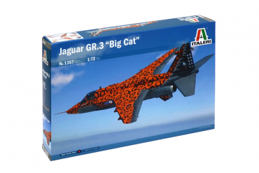 "JAGUAR GR.3 ""Big Cat"" (1:72)"
