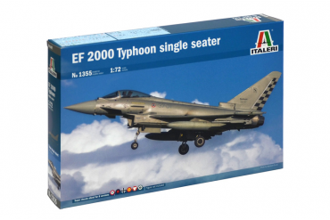 EF-2000 TYPHOON Single Seater (1:72) - 1355