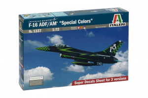 "F-16 ADF/AM ""Special colors"" (1:72) - 1337"