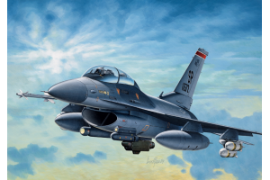 F-16C/D NIGHT FALCON (1:72) - 0188