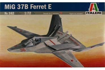 """MIG-37B """"FERRET"""" E (1:72) - 0162"""