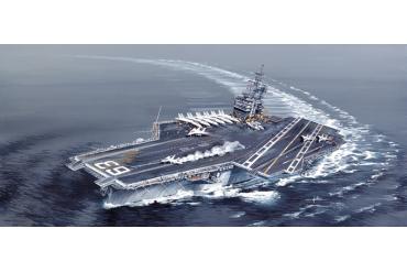 U.S.S. KITTY HAWK CV-63 (1:720) - 5522