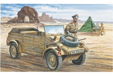 VW Typ 82 KUBELWAGEN (1:35) - 0312