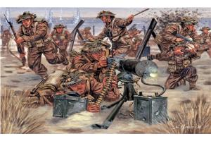 WWII - BRITISH INFANTRY (1:72) - 6056