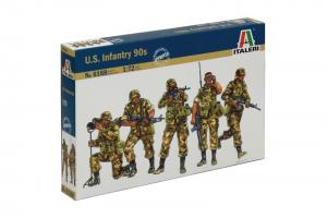 U.S. Infantry (1980s) (1:72) - 6168