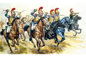 FRENCH HEAVY CAVALRY (NAP. WARS) (1:72) - 6003