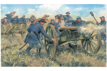 UNION ARTILLERY (AMERICAN CIVIL WAR) (1:72) - 6038