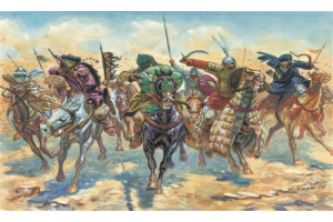 ARAB WARRIORS (MEDIEVAL ERA) (1:72) - 6126