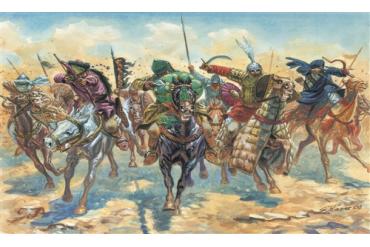 ARAB WARRIORS (MEDIEVAL ERA) (1:72) - 6126