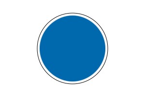 4659AP - Gloss French Blue 20ml - akryl