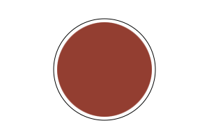 4674AP - Flat Leather 20ml - akryl