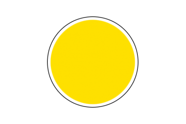 4721AP - Flat Insignia Yellow 20ml - akryl
