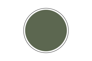 4726AP - Flat Dark Green 20ml - akryl