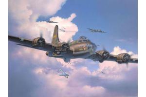 B-17 F Memphis Belle  (1:48) - 04297
