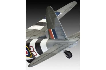 Plastic ModelKit letadlo 04758 - Mosquito Mk. IV (1:32)
