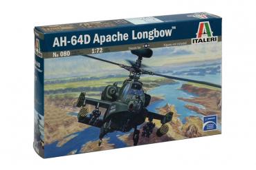AH-64 D APACHE LONGBOW (1:72) - 0080