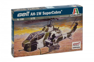 AH-1W SUPER COBRA (1:72) - 0160