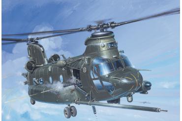 MH-47 E SOA CHINOOK TM (1:72) - 1218