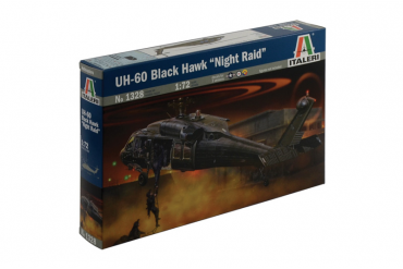 "UH-60/MH-60 BLACK HAWK ""NIGHT RAID"" (1:72) - 1328"