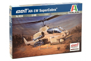 AH-1W SUPERCOBRA (1:48) - 0833