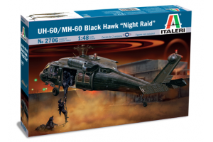 "UH-60/MH-60 ""NIGHT RAID"" (1:48) - 2706"