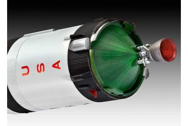 Plastic ModelKit vesmír 04909 - Saturn V (1:144)
