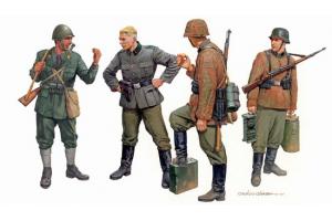 FRAGILE ALLIANCE AXIS FORCES IN BALKANS 1943 (1:35) - 6563