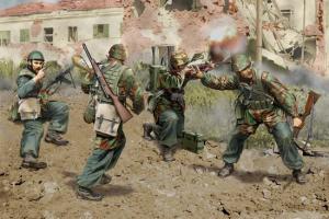 Italian Paratroopers Anzio 1944 (1:35) - 6741