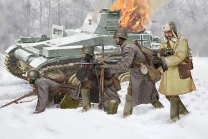 Soviet Infantry Winter 1941 (1:35) - 6744